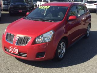 Used 2009 Pontiac Vibe Base for sale in Langley, BC