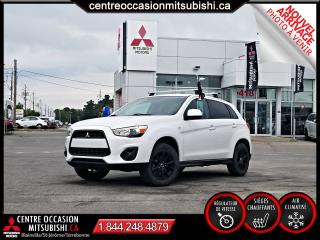 Used 2015 Mitsubishi RVR CLIM + CRUISE + BALANCE GARANTIE 10ANS 1 for sale in Blainville, QC