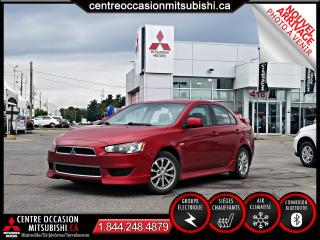 Used 2012 Mitsubishi Lancer SE MAGS+CLIM+CRUISE+BLUETOOTH TEL QUEL for sale in Blainville, QC