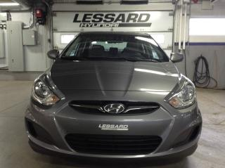 Used 2014 Hyundai Accent Berline 4 portes, boîte automatic gl for sale in Québec, QC