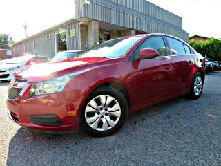 Used 2013 Chevrolet Cruze LT TURBO -- CRUISE - BLUETOOTH - A/C -- for sale in Repentigny, QC