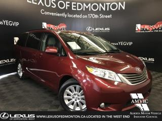 Used 2014 Toyota Sienna XLE for sale in Edmonton, AB