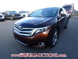Used 2014 Toyota Venza Limited 4D Utility V6 3.5L for sale in Calgary, AB