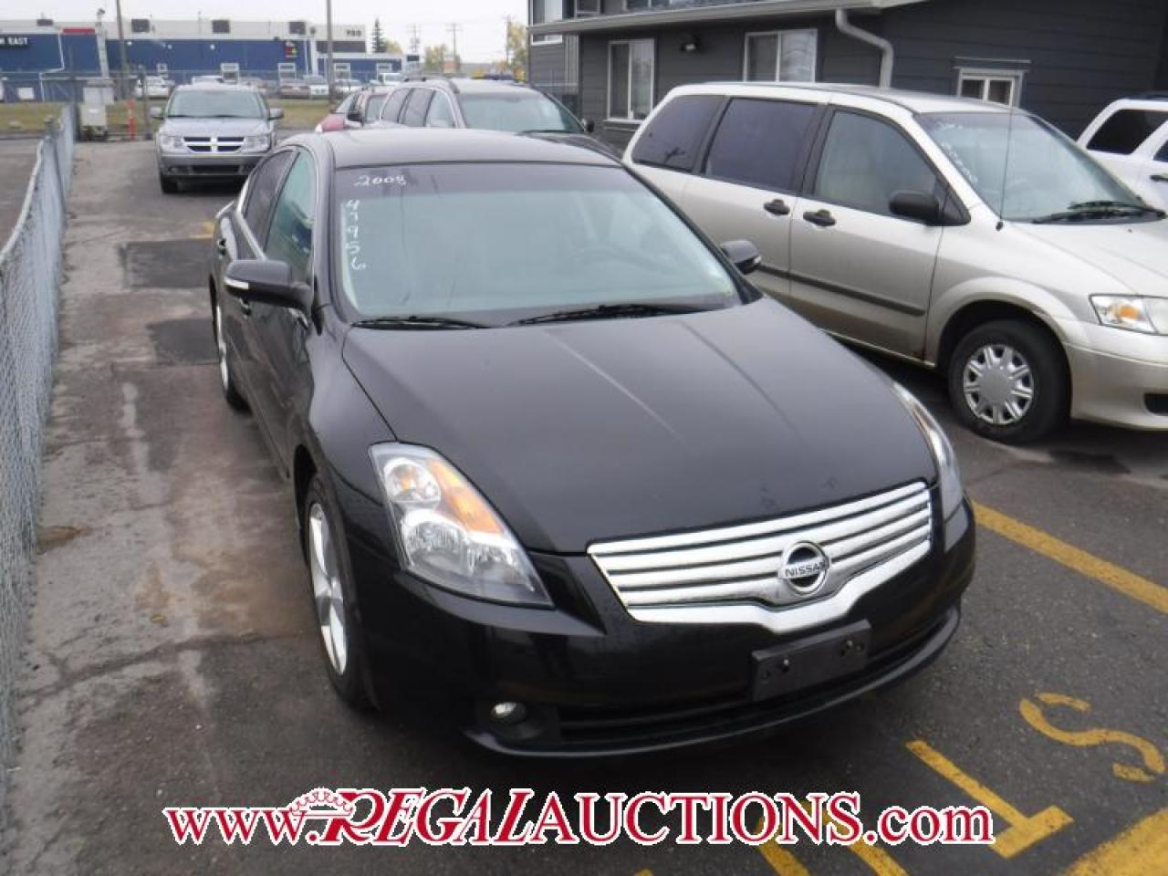 Photo of Black 2008 Nissan Altima