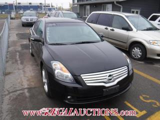 Used 2008 Nissan Altima 4D Sedan for sale in Calgary, AB