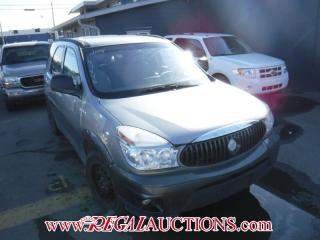 Used 2004 Buick RENDEZVOUS BASE 4D UTILITY AWD for sale in Calgary, AB
