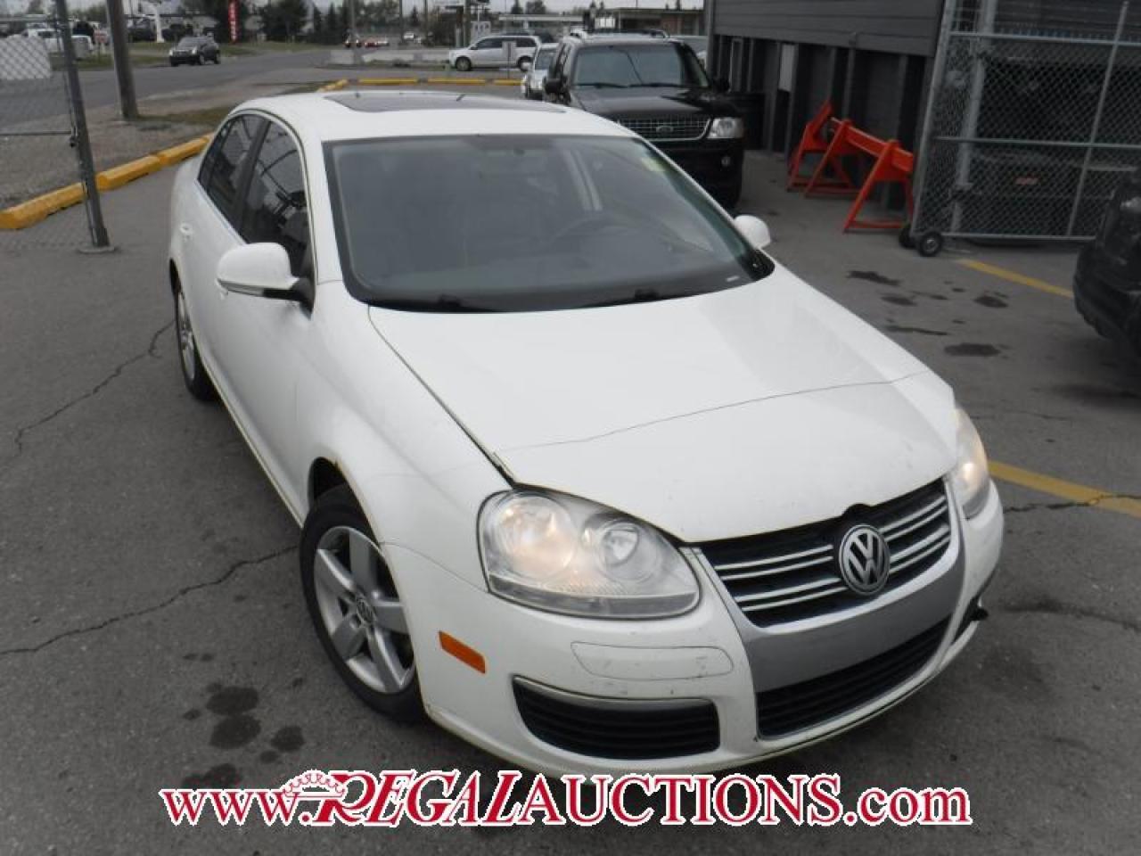 Photo of White 2008 Volkswagen Jetta