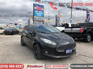 Used 2015 Ford Fiesta SE | NAV | ROOF | CAM for sale in London, ON