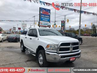 Used 2014 RAM 2500 SLT | HEMI | CAM | 4X4 for sale in London, ON
