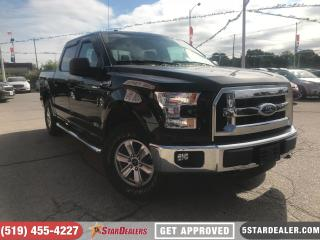 Used 2015 Ford F-150 XLT | 4X4 | NICE TRUCK for sale in London, ON
