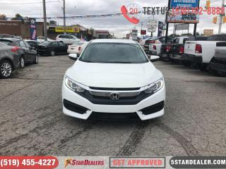 Used 2016 Honda Civic for sale in London, ON