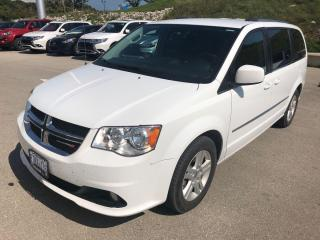 Used 2017 Dodge Grand Caravan Crew | LOANS APPROVED ON-THE-SPOT for sale in London, ON