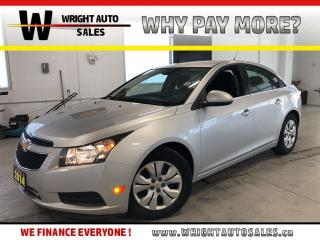 Used 2014 Chevrolet Cruze 1LT|LOW MILEAGE|KEYLESS ENTRY|20,528 KM for sale in Cambridge, ON