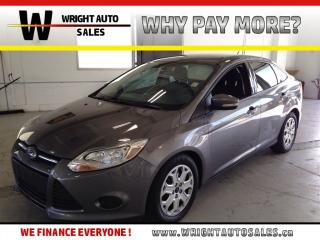 Used 2014 Ford Focus SE|LOW MILEAGE|BLUETOOTH|57,576 KMS for sale in Cambridge, ON