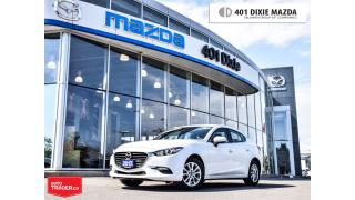 Used 2017 Mazda MAZDA3 SE,1.9% FINANCE AVAILALBE, NAVIGATION READY for sale in Mississauga, ON