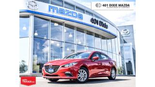 Used 2016 Mazda MAZDA3 GS, 1.9% FINANCE AVAILABLE, REMOTE STARTER for sale in Mississauga, ON