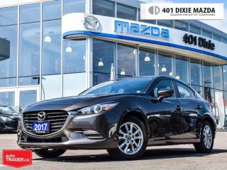 Used 2017 Mazda MAZDA3 GS,1.9% FINANCE AVAILABLE, NAVIGATION READY for sale in Mississauga, ON