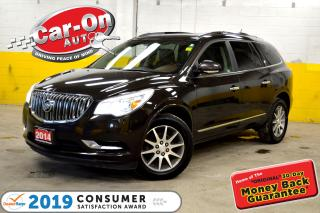 Used 2014 Buick Enclave AWD LEATHER SUNROOF for sale in Ottawa, ON