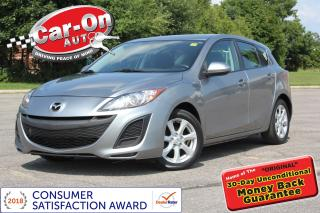 Used 2011 Mazda MAZDA3 Sport Hatchback ONLY 53,000 KM AUTO A/C CRUISE ALLOYS for sale in Ottawa, ON