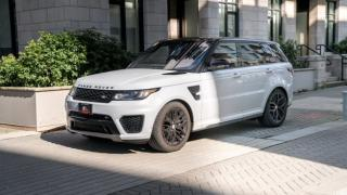 Used 2016 Land Rover Range Rover Sport SVR for sale in Vancouver, BC