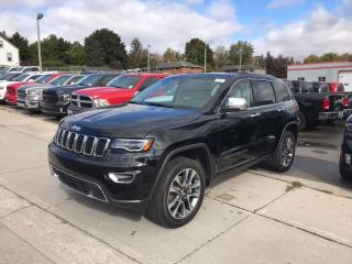 New 2018 Jeep Grand Cherokee Limited for sale in Mitchell, ON