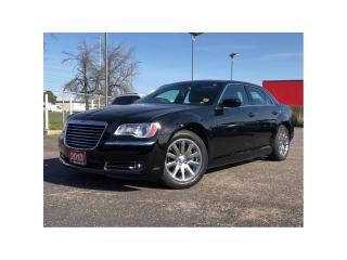 Used 2013 Chrysler 300 Touring**Leather**8.4 Touchscreen**Sunroof** for sale in Mississauga, ON