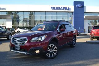Used 2016 Subaru Outback 2.5i Limited Package w/Technology for sale in Port Coquitlam, BC