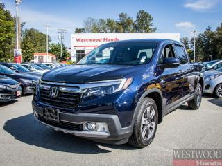 Used 2018 Honda Ridgeline TOURING for sale in Port Moody, BC