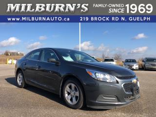 Used 2016 Chevrolet Malibu LS for sale in Guelph, ON