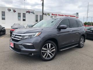 Used 2017 Honda Pilot Touring - Illuminated Sills - Running Boards for sale in Mississauga, ON