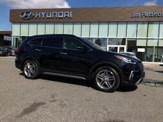 Used 2017 Hyundai Santa Fe XL Limited-7 Pass-Manager's Demo-Super Low KM for sale in Port Coquitlam, BC