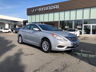 Used 2011 Hyundai Sonata GL: AC/Bluetooth/XM Radio for sale in Port Coquitlam, BC