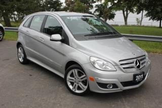 Used 2011 Mercedes-Benz B-Class 4dr HB B200 for sale in Oshawa, ON
