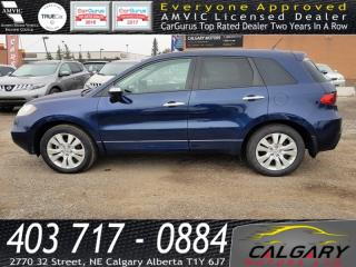 Used 2011 Acura RDX AWD 4dr for sale in Calgary, AB