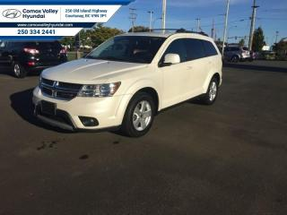 Used 2012 Dodge Journey SXT  Air Conditioning - Steering Wheel Audio Control for sale in Courtenay, BC