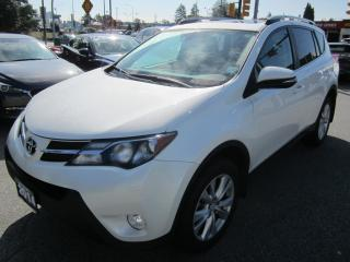 Used 2014 Toyota RAV4 LIMITED  for sale in Burnaby, BC