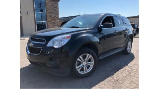 Used 2015 Chevrolet Equinox LS AWD BLACK ON BLACK 4 NEW TIRES for sale in St Catharines, ON