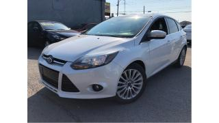 Used 2012 Ford Focus Titanium for sale in St Catharines, ON