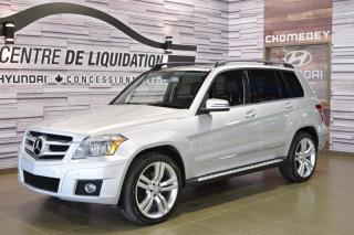 Used 2010 Mercedes-Benz GLK-Class GLK 350 TOIT+CUIR for sale in Laval, QC