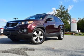 Used 2012 Kia Sorento EX PL/PW/AC/AUTO/ROOF/LEATHE for sale in Coquitlam, BC