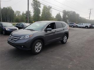 Used 2014 Honda CR-V EX 92k Safetied Sunroof, we finance EX for sale in Madoc, ON