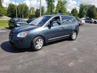 Used 2009 Kia Rondo EX w/3rd Row Safetied 138k we finance EX w/3rd Row for sale in Madoc, ON
