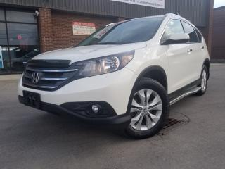 Used 2014 Honda CR-V TOURING PKG NAVIGATION BACK UP CAMERA AWD~~~ for sale in North York, ON