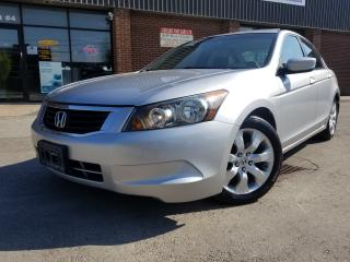 Used 2008 Honda Accord Sdn EX PKG SUNROOF ALLOYS WHEELS !!! for sale in North York, ON