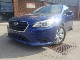 Used 2015 Subaru Legacy 2.5I POWER GROUPS AWD 71K ONLY !!! for sale in North York, ON