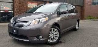 Used 2012 Toyota Sienna XLE LIMITED AWD NAVIGATION DVD PANORAMIC ROOF for sale in North York, ON