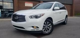 Used 2013 Infiniti JX35 PREMIUM NAVIGATION BACK UP CAM 7 PASSENGERS for sale in North York, ON