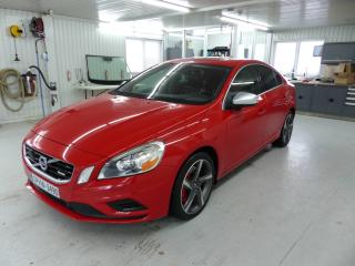Used 2013 Volvo S60 T6 + AWD + CUIR + GPS ***POLESTAR*** for sale in Rivière-du-loup, QC