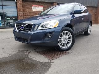 Used 2010 Volvo XC60 T6 TURBO ALL WHEEL DRIVE PANORAMA  62K ONLY!!! for sale in North York, ON