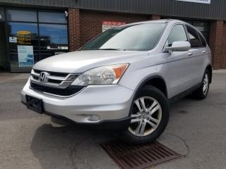 Used 2011 Honda CR-V EX-L LEATHER SUNROOF 4 WHEEL DRIVE!!! for sale in North York, ON